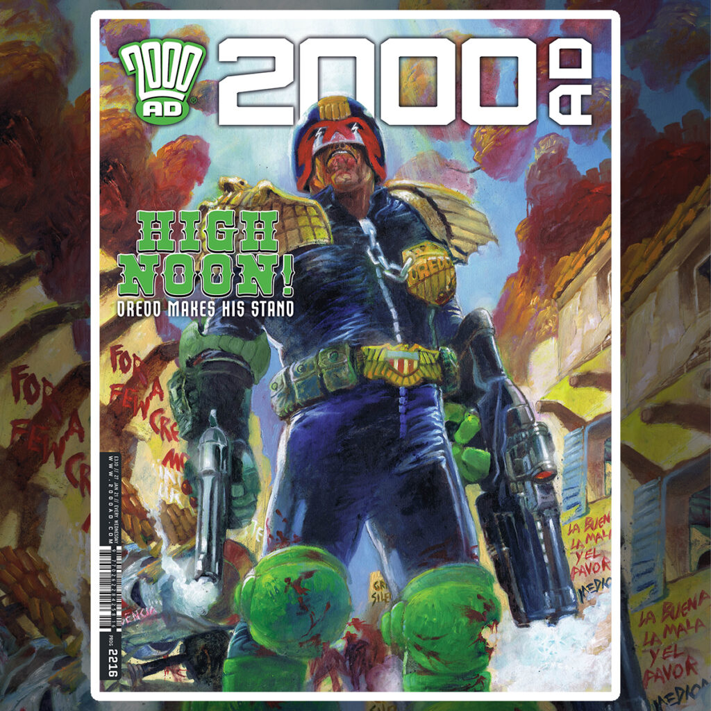 2000 AD Prog 2216 is out now!