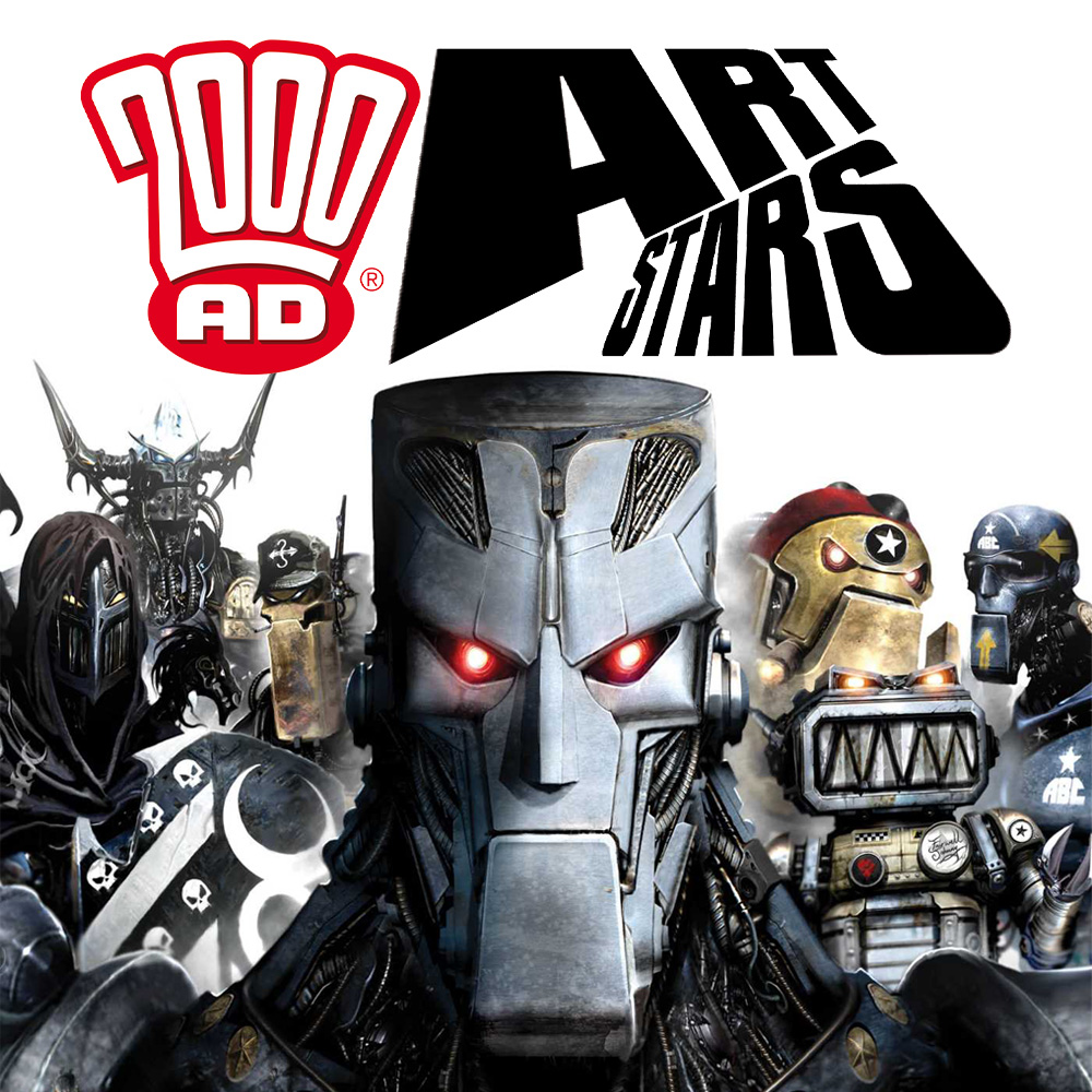 YOUR art could appear in 2000 AD – enter our competition now!