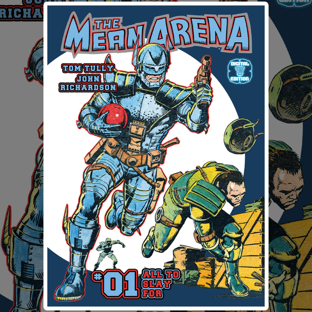 Preview: The Mean Arena Volume 1 – All To Slay For!