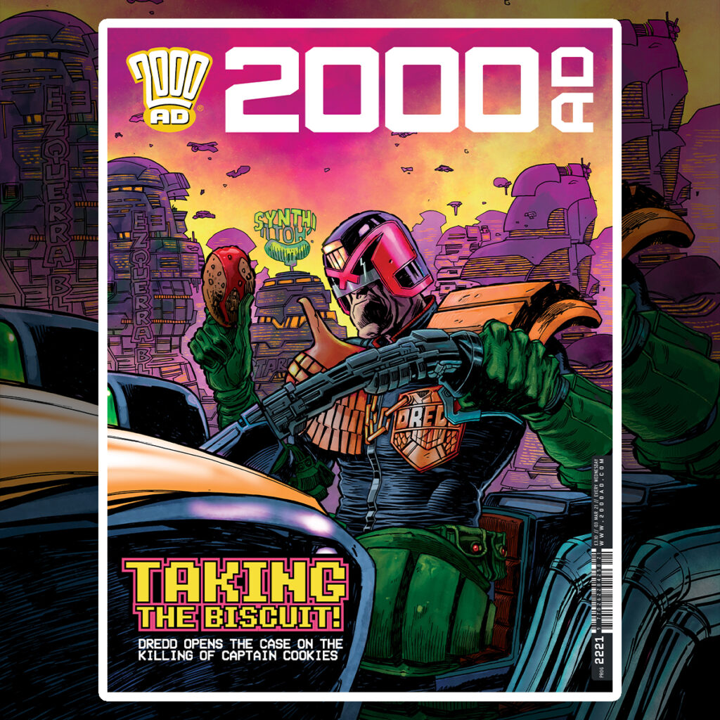 2000 AD Prog 2221 is out now!