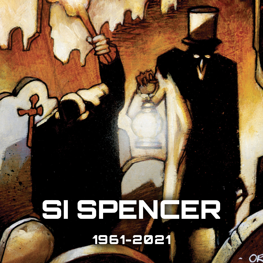 Si Spencer, 1961-2021