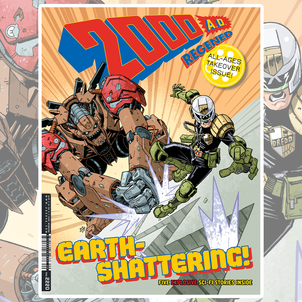 2000 AD Prog 2220 is out now!
