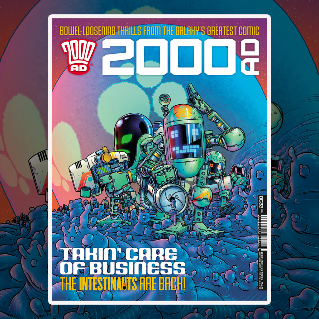 2000 AD Prog 2230 is out now!