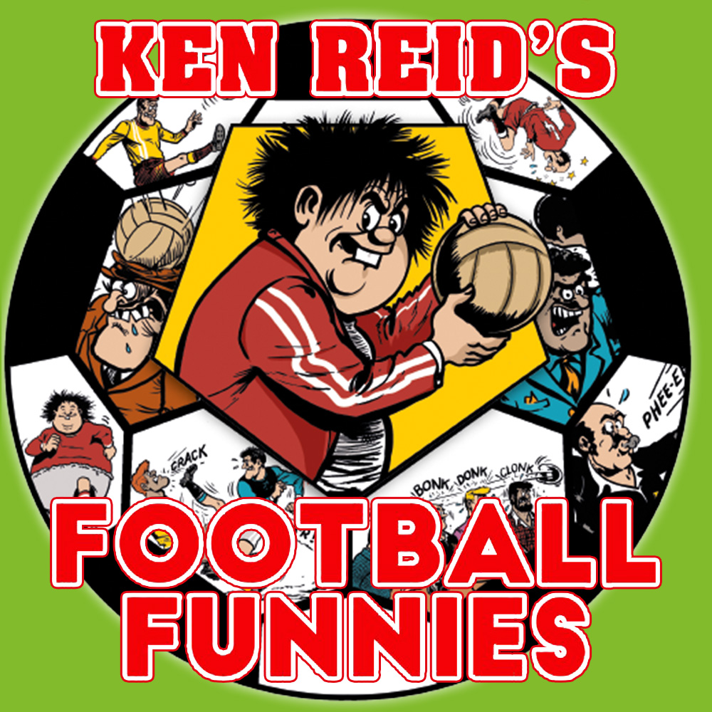 Daft pundits and rubbish managers – kick off next season with Ken Reid's Football Funnies!