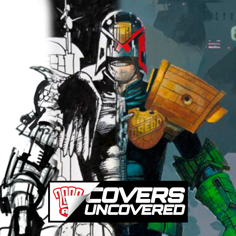2000 AD Covers Uncovered – Dermot Power's Back!