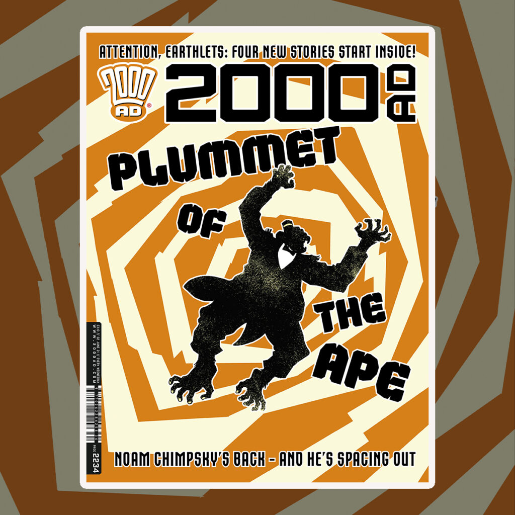 2000 AD Prog 2234 is out now!