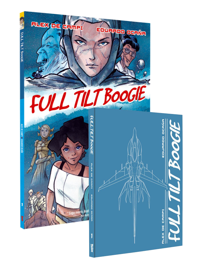 OUT NOW: jump on board with the Full Tilt Boogie!