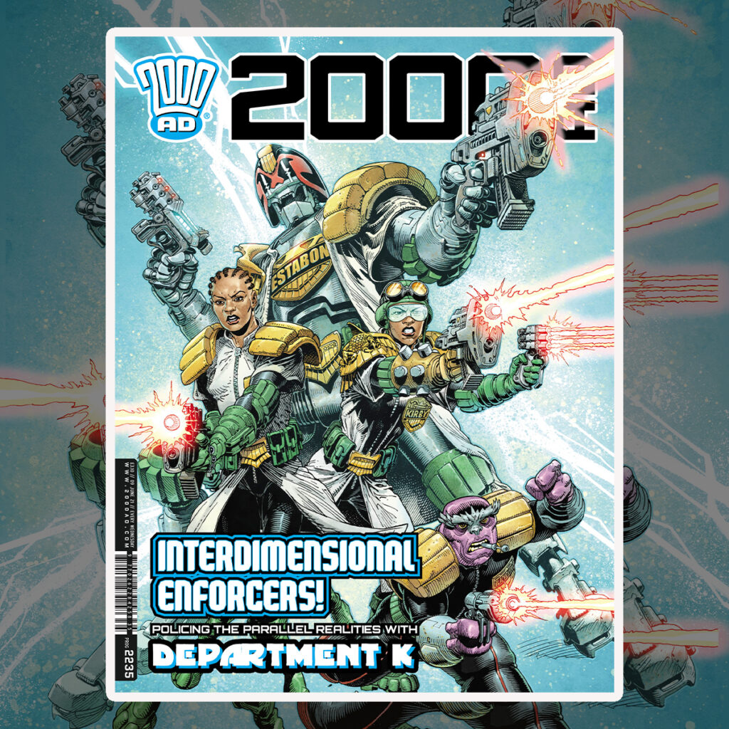 2000 AD Prog 2235 is out now!