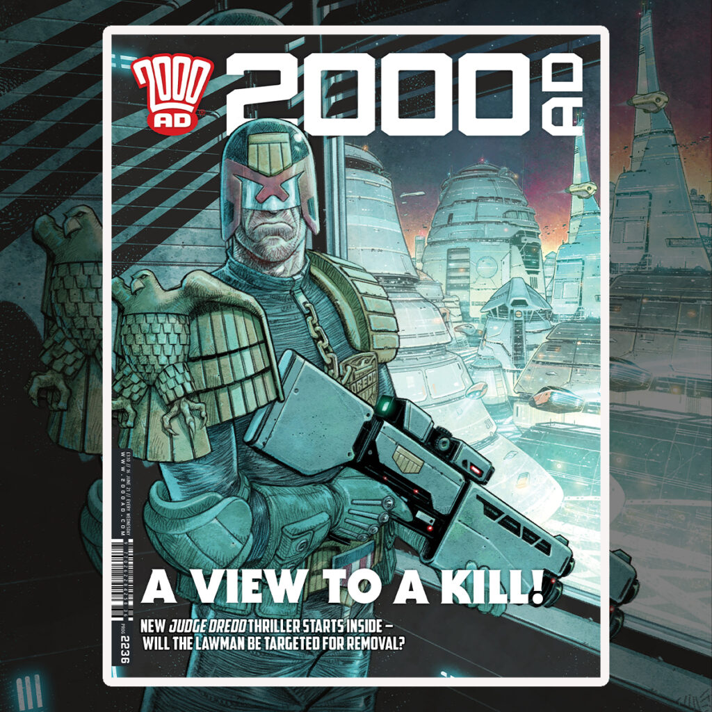 2000 AD Prog 2236 is out now!