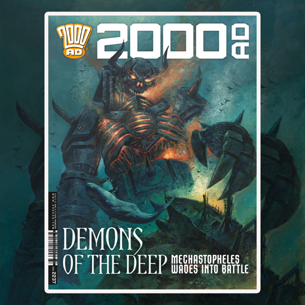 2000 AD Prog 2237 is out now!