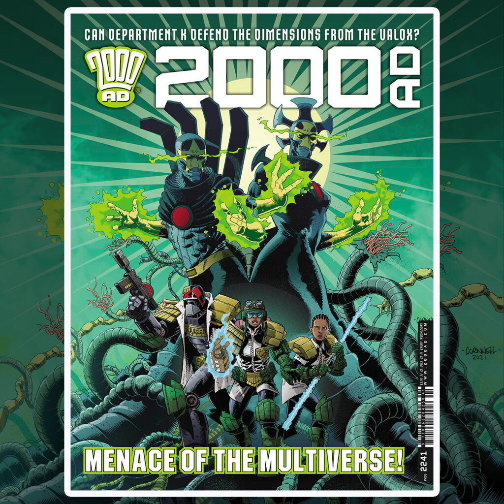 2000 AD Prog 2241 is out now!