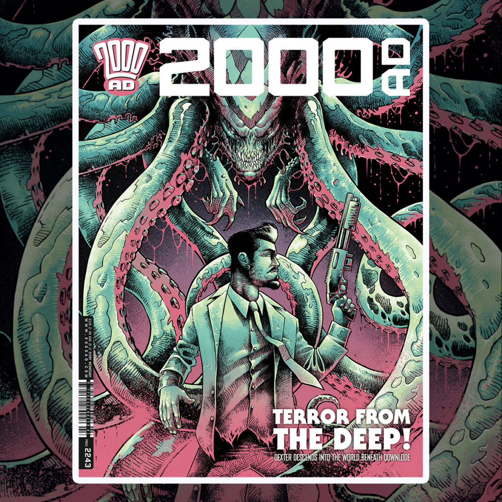 2000 AD Prog 2243 is out now!