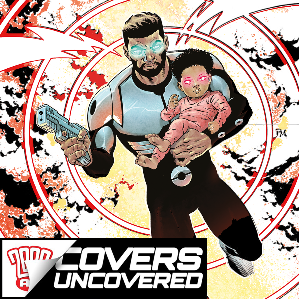2000 AD Covers Uncovered – Paul Marshall Skips Out On Prog 2249