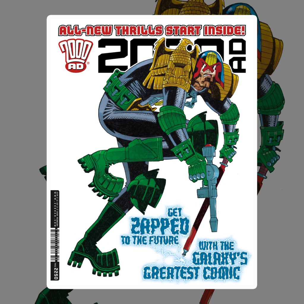 2000 AD Prog 2250 is out now!