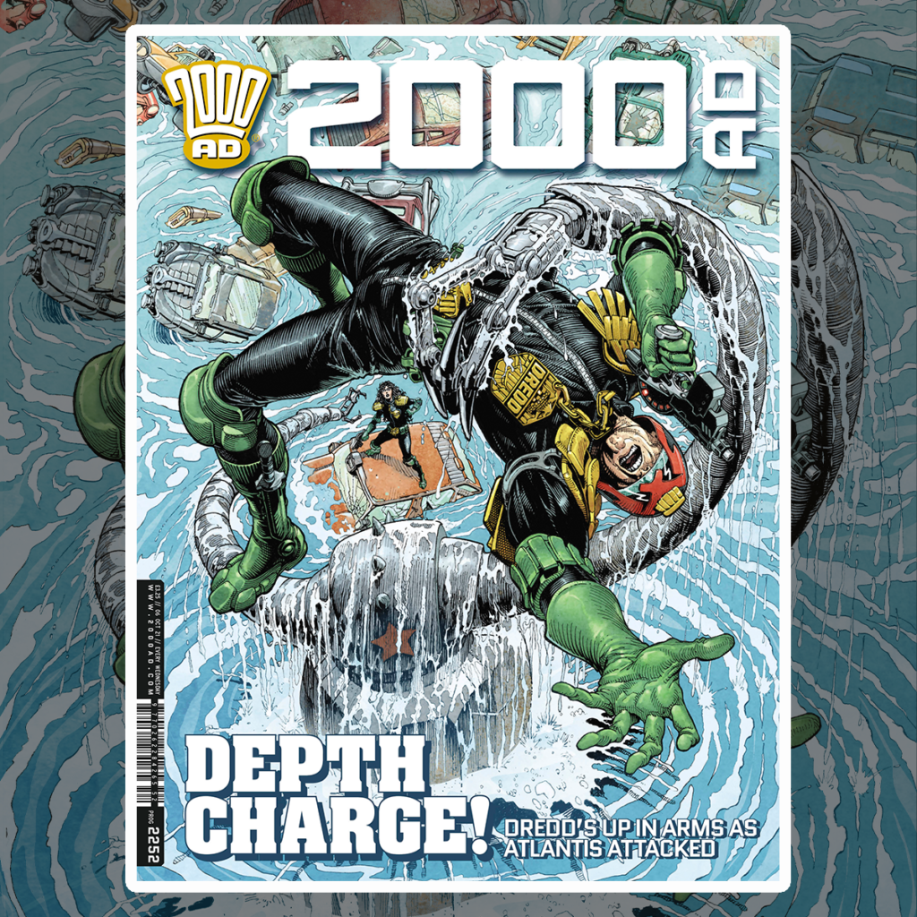 2000 AD Prog 2252 is out now!