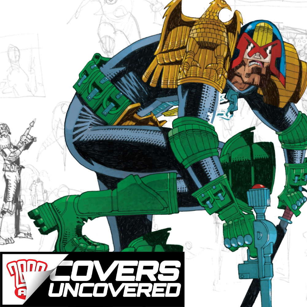 2000 AD Covers Uncovered – A legend returns: it's Mick McMahon on Prog 2250