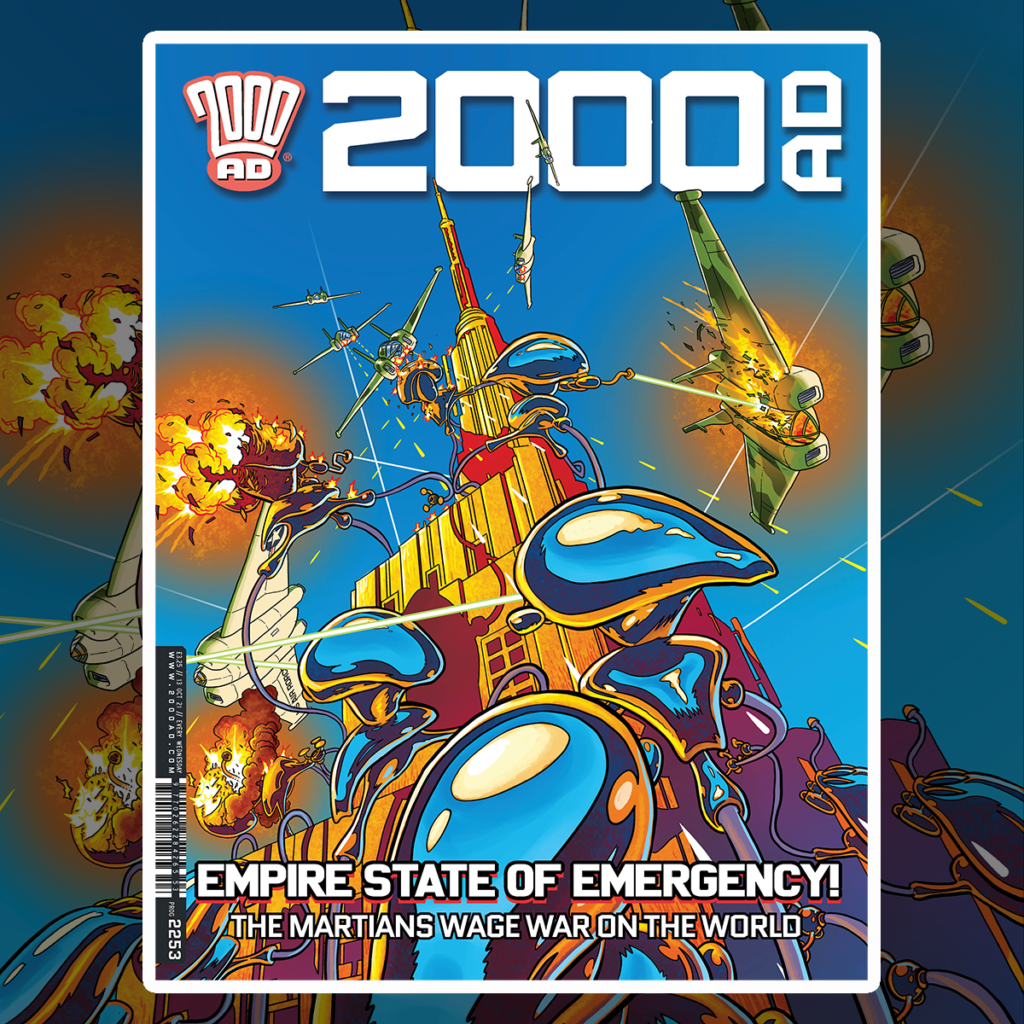 2000 AD Prog 2253 is out now!