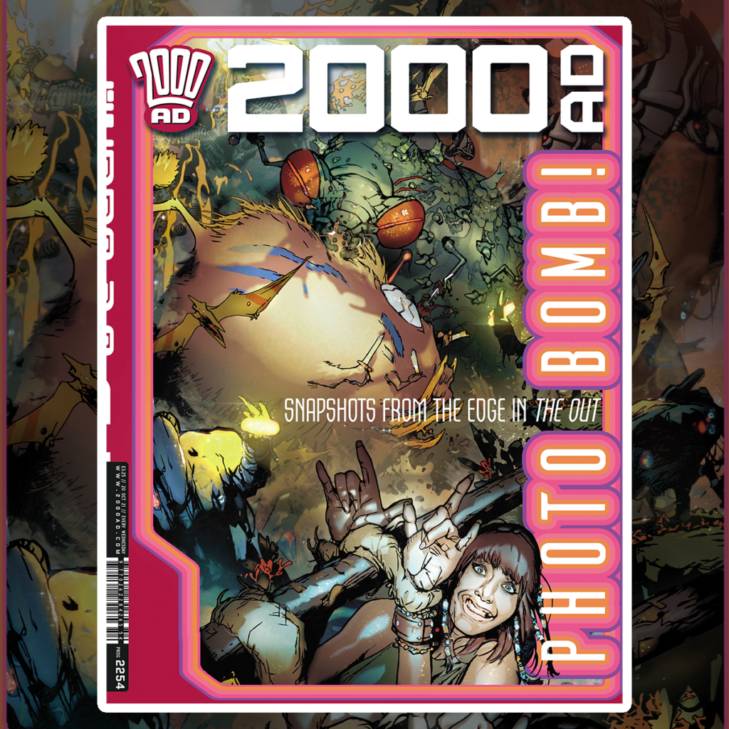 2000 AD Prog 2254 is out now!