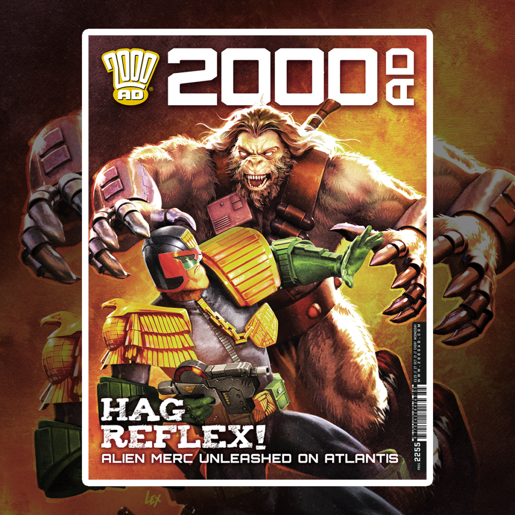 2000 AD Prog 2255 is out now!