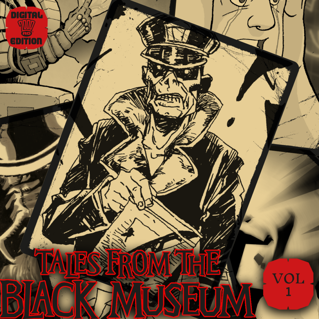 Preview:  Tales from the Black Museum – Volume One