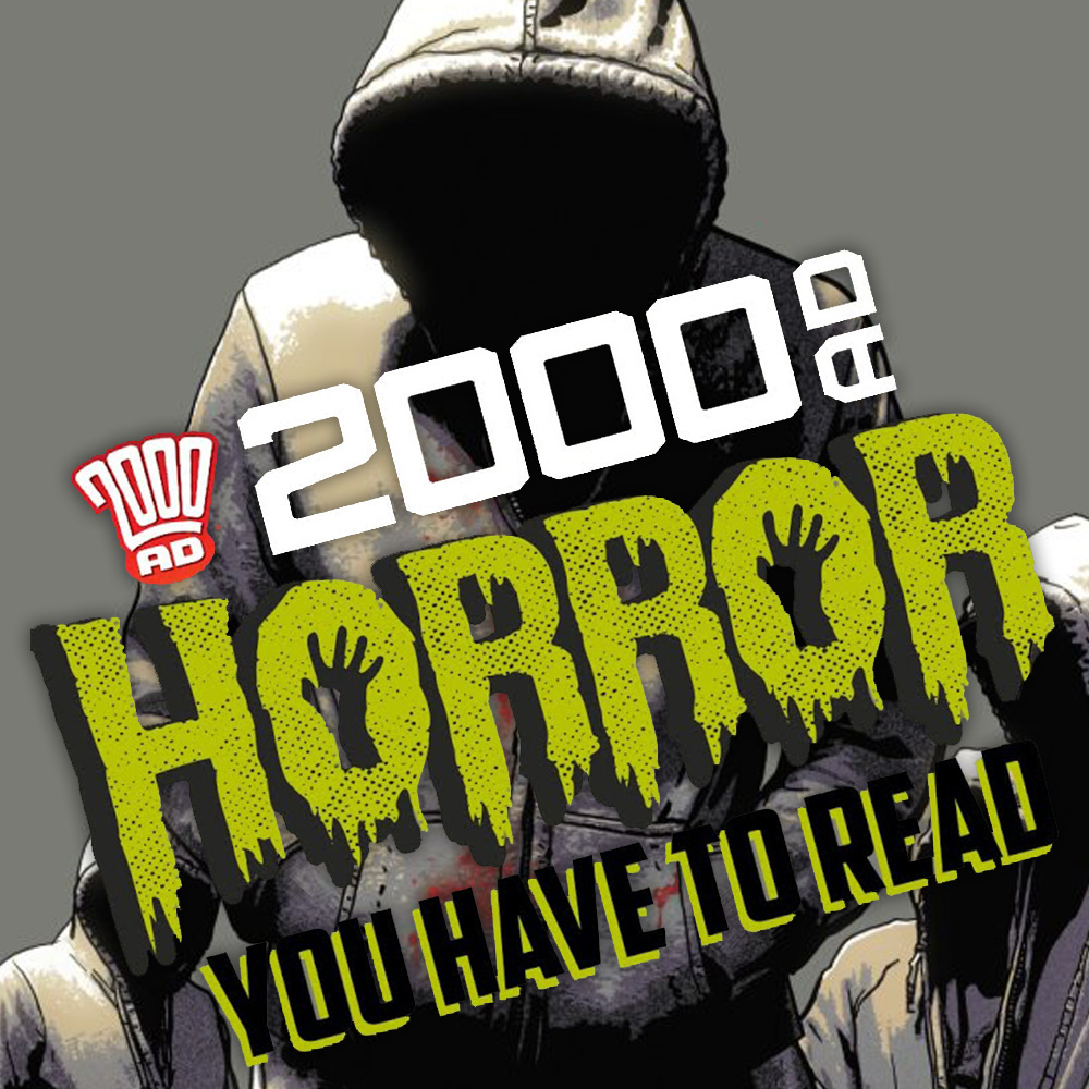 2000 AD horror that you HAVE to read this Halloween!